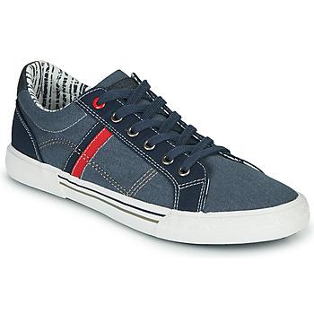 Pantofi Bărbați Tenis André SUNWAKE Bleumarin