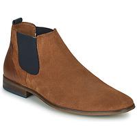 Pantofi Bărbați Pantofi Derby André WALOU Coniac