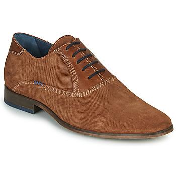 Pantofi Bărbați Pantofi Oxford André WALACE Coniac