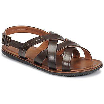Pantofi Bărbați Sandale  André SOLEIL Maro