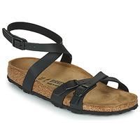 Pantofi Femei Sandale  Birkenstock BLANCA Negru