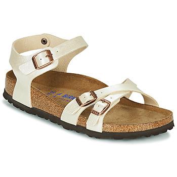 Pantofi Femei Sandale  Birkenstock KUMBA SFB Bej