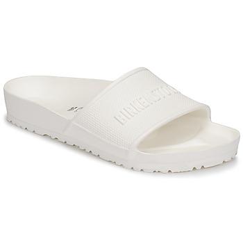 Pantofi Bărbați Papuci de vară Birkenstock BARBADOS Alb