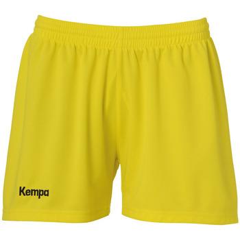 Îmbracaminte Femei Pantaloni scurti și Bermuda Kempa Short femme  Classic jaune citron