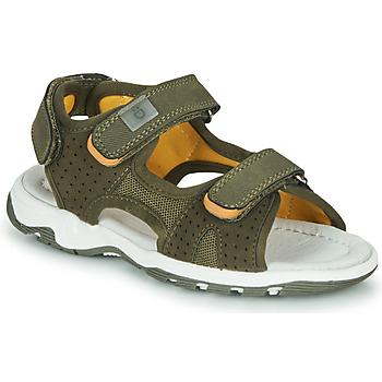 Pantofi Băieți Sandale  André PIETRO Kaki