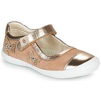 Pantofi Fete Balerin și Balerini cu curea André ORIANNE Roz