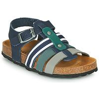 Pantofi Băieți Sandale  André TRISTAN Bleumarin