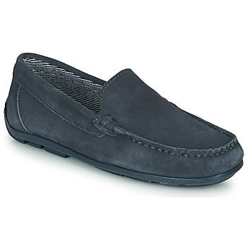 Pantofi Băieți Mocasini André MANU Gri