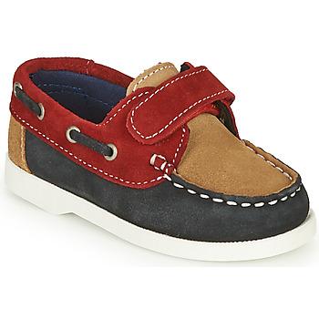 Pantofi Băieți Pantofi Derby André MALOT Albastru