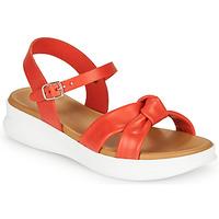 Pantofi Fete Sandale  André NORA Roșu