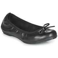 Pantofi Fete Balerin și Balerini cu curea André AVA Negru