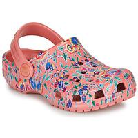Pantofi Femei Saboti Crocs LIBERTY LONDON X CLASSIC LIBERTY GRAPHIC CLOG K Roz