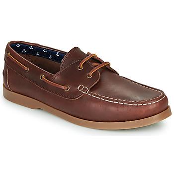 Pantofi Bărbați Pantofi barcă André NAUTING Maro