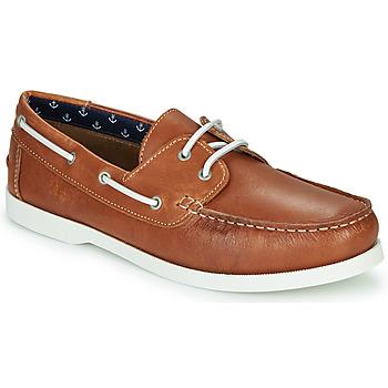 Pantofi Bărbați Pantofi barcă André NAUTING Camel