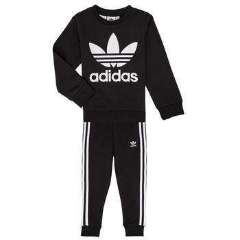 Îmbracaminte Copii Compleuri copii  adidas Originals LOKI Negru