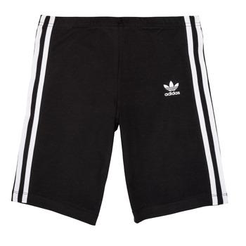 Îmbracaminte Copii Pantaloni scurti și Bermuda adidas Originals EDDY Negru