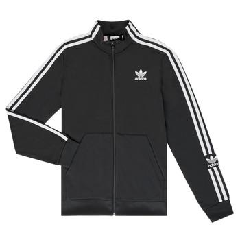 Îmbracaminte Băieți Bluze îmbrăcăminte sport  adidas Originals MARIEME Negru