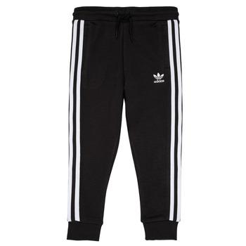 Îmbracaminte Copii Pantaloni de trening adidas Originals LOOAI Negru