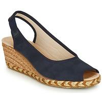 Pantofi Femei Espadrile Damart LORELO Albastru