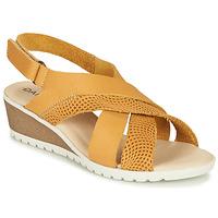 Pantofi Femei Sandale  Damart MAYLO Galben