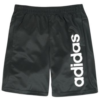 Îmbracaminte Băieți Pantaloni scurti și Bermuda adidas Performance NIKLOS Negru