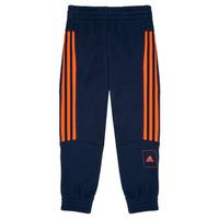 Îmbracaminte Băieți Pantaloni de trening adidas Performance PERIOLRI Albastru