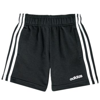 Îmbracaminte Băieți Pantaloni scurti și Bermuda adidas Performance NATALIE Negru