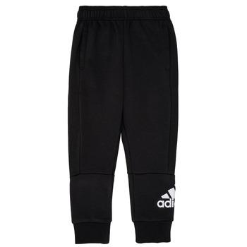Îmbracaminte Băieți Pantaloni de trening adidas Performance MARTA Negru