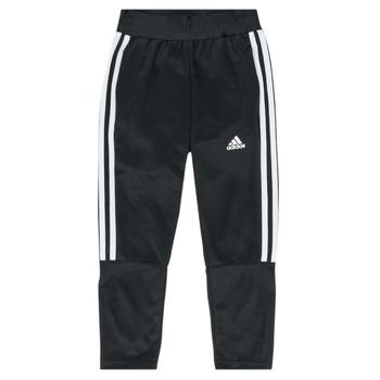Îmbracaminte Băieți Pantaloni de trening adidas Performance DANIELA Negru