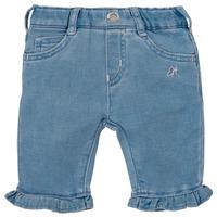 Îmbracaminte Fete Pantalon 5 buzunare Emporio Armani Arthur Albastru