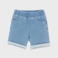 Îmbracaminte Băieți Pantaloni scurti și Bermuda Emporio Armani Aurélien Albastru