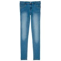 Îmbracaminte Fete Jeans slim Name it NKF POLLY DNMTASIS Albastru