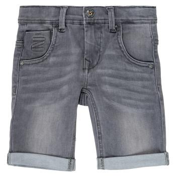 Îmbracaminte Băieți Pantaloni scurti și Bermuda Name it NKMTHEO Gri