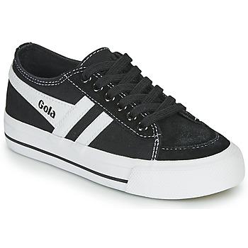 Pantofi Copii Pantofi sport Casual Gola QUOTA II Negru / Alb