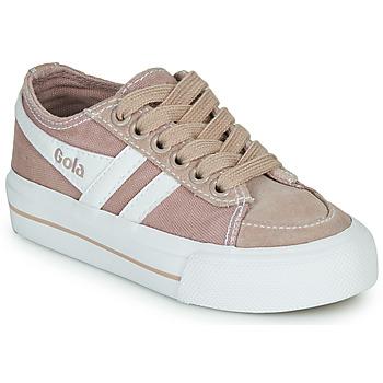 Pantofi Copii Pantofi sport Casual Gola QUOTA II Roz / Alb