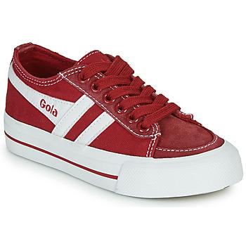 Pantofi Copii Pantofi sport Casual Gola QUOTA II Roșu / Alb