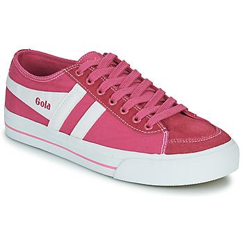Pantofi Femei Pantofi sport Casual Gola QUOTA II Roz / Alb
