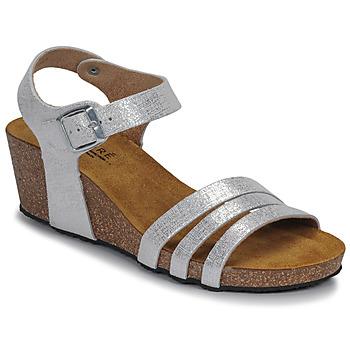 Pantofi Femei Sandale  André BAHAMAS Argintiu