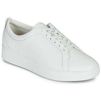 Pantofi Femei Pantofi sport Casual FitFlop RALLY SNEAKERS Alb