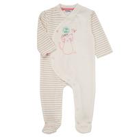 Îmbracaminte Fete Pijamale și Cămăsi de noapte Noukie's LEO Roz