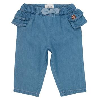 Îmbracaminte Fete Jeans slim Carrément Beau ISAQ Albastru