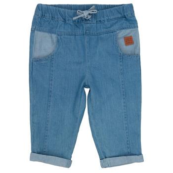 Îmbracaminte Băieți Jeans slim Carrément Beau MILOUD Albastru