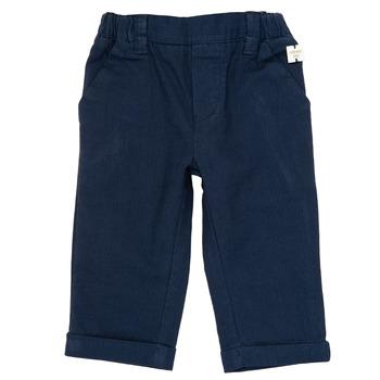 Îmbracaminte Băieți Pantalon 5 buzunare Carrément Beau ORNANDO Albastru