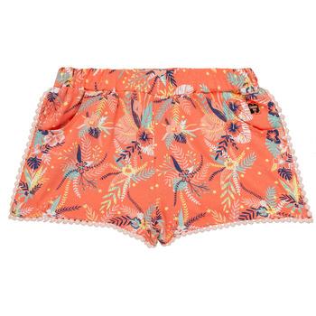 Îmbracaminte Fete Pantaloni scurti și Bermuda Carrément Beau ELENA Roz