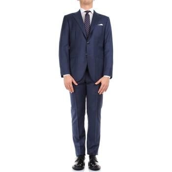 Îmbracaminte Bărbați Costume Kiton 0302S15/25 Blue
