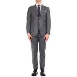 Îmbracaminte Bărbați Costume Kiton 0252S08/2 Grey
