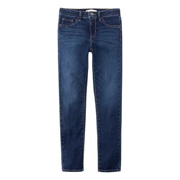Îmbracaminte Băieți Jeans skinny Levi's 510 SKINNY FIT Albastru