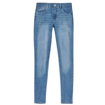 Îmbracaminte Fete Jeans skinny Levi's 710 SUPER SKINNY Keira