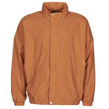 Îmbracaminte Bărbați Bluze îmbrăcăminte sport  adidas Originals M S2S WOV JKT Maro