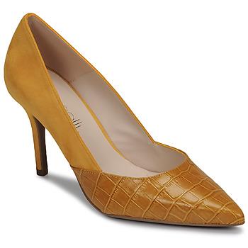 Pantofi Femei Pantofi cu toc Fericelli MARIA Galben